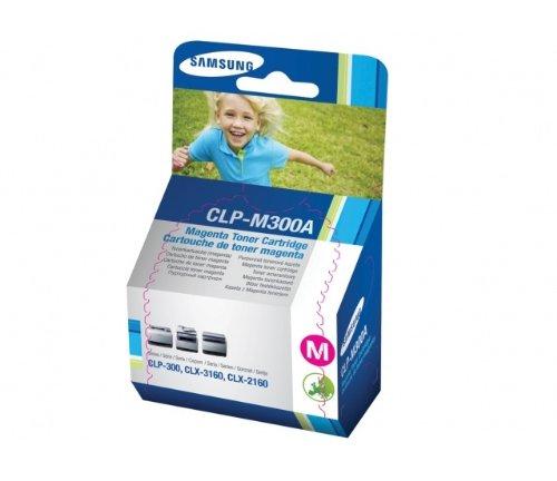 Clp 300n Laser Printer - Samsung CLP-M300A/XAA Magent Toner 1K Yield (CLP-300, CLP-300N, CLX-2160N, CLX-3160FN)