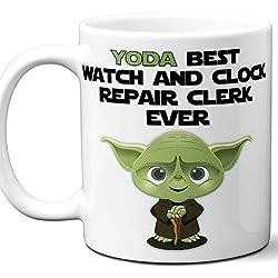 Watch Repair Mugs