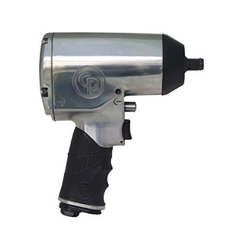Light Pneumatic Tool Oil - Chicago Pneumatic CP749 1/2-In. Drive Super Duty Air Impact Wrench - Pneumatic Tool with 4-Power Settings. Power and Hand Tools