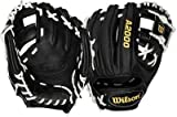 "11 1/4"" A2000® SuperSkin™ Infield Baseball Glove from Wilson (Worn on the Left Hand)"