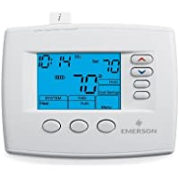 Emerson 1F85-0422 2 Heat and Cool Stages Universal Programmable Thermostat by Emerson Thermostats