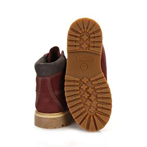 Timberland Kinder Dark Port 6 Inch Premium Waterproof Stiefel-UK 12 Kids
