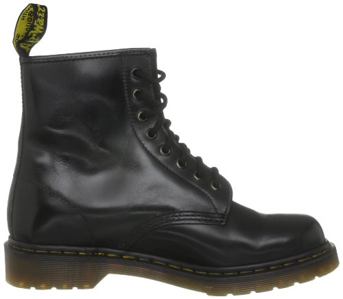 Dr. Martens 1460 Milled, - mixte adulte, Negro (Black), 47 EU