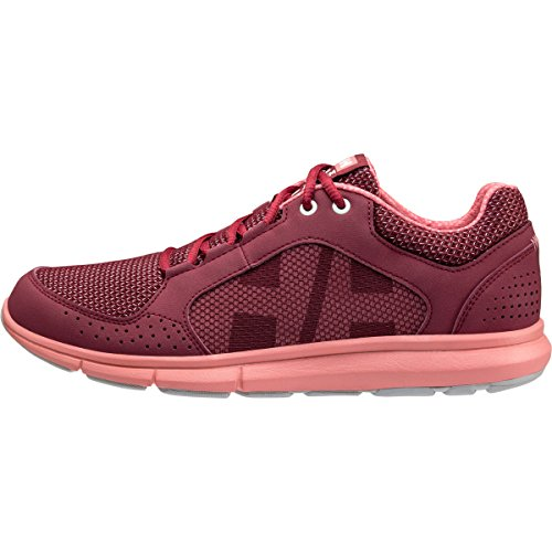 Helly Hansen Womens W Ahiga V3 Hydropower Fashion Sneaker PLUM / SHELL PINK nZ4PEF1nD