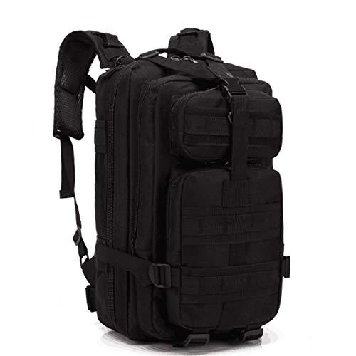 colore Man Portable nero per Nero grande Backpack impermeabile Olprkgdg Zaino viaggio 7UdwRqRa