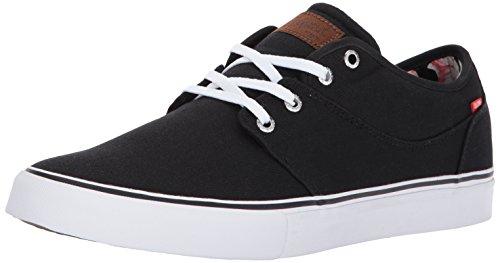 Globe Männer Mahalo Skate Schuh Schwarz / Weiß / Blumen