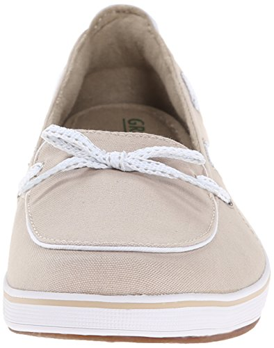 Grasshoppers Women's Windham Slip-On, Stone, 8.5 W US by Grasshoppers (Image #4)