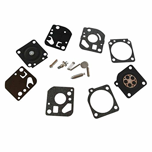 Carburetor Rebuild Kit Repair Gasket Diaphragm for for sale  Delivered anywhere in USA