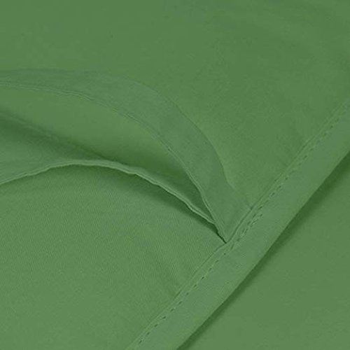 Baby Breathable Mesh Crib Liner 14''Sage,1 Pack Fits 4 Sided Slatted & Solid Back Cribs by Shreem Linen (Image #6)