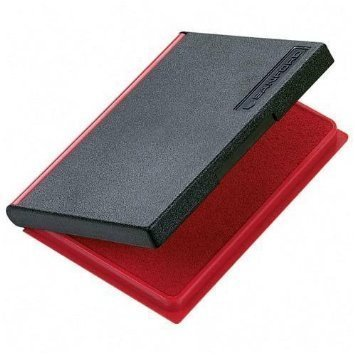 Pad Sanford Stamp - Micro Cellular Foam Stamp Pad, 2 3/4 x 4 1/4, Red Ink (SAN95102) Category: Pads & Ink by Sanford