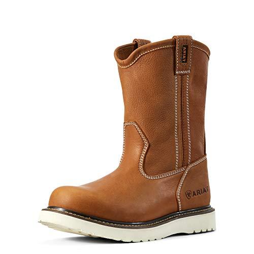 ARIAT Men's Rebar Wedge Work Boot