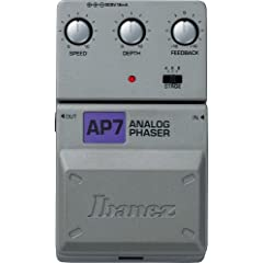 IBANEZ Analog Phaser AP7