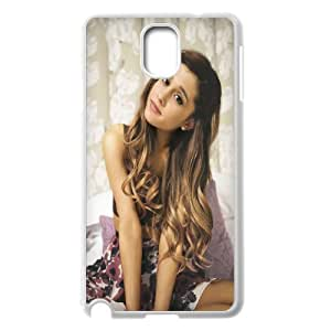 James-Bagg Phone case Singer Ariana Grande Protective Case For Samsung Galaxy NOTE3 Case Cover Style-2
