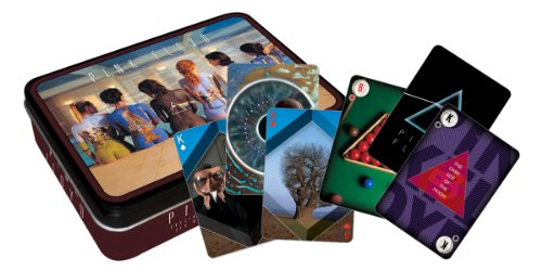 Pink Floyd Back Art Playing Card Tin ()