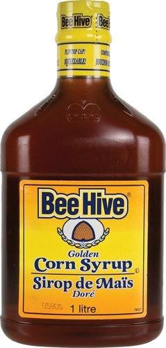 (BeeHive Golden Corn Syrup, 1000 Milliliter/1 Litre)