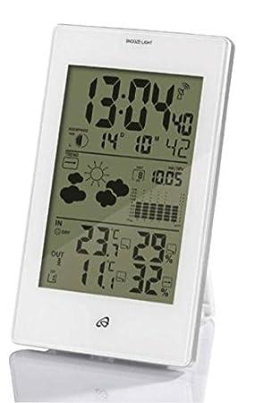 Auriol Temperatura Station para interior y exterior - Medidor de temperatura: Amazon.es: Hogar