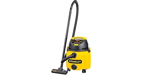 Amazon.com: The Excellent Quality 8 Gal 4.5 Horsepower Poly Wet Dry Vac Yellow: Office Products