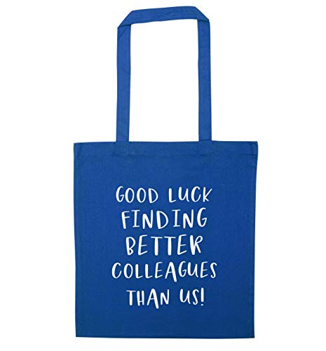 Better Blue Bag Creative Flox Tote Colleagues Finding PIvaWqU