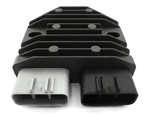 New VOLTAGE REGULATOR RECTIFIER for 2008-2012 Yamaha Rhino/Grizzly 700 ATV UTV by The ROP Shop