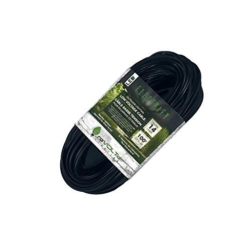 reVOLTe Landscape Lighting Electrify 14/2 Wire 100' Landscape Cable