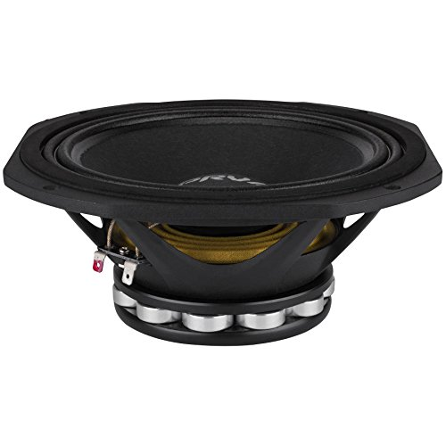 PRV Audio 8MR600-NDY 8'' Neodymium Midbass/Midrange Woofer 8 Ohm by PRV Audio