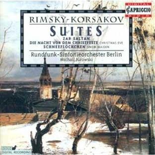 (Rimsky Korsakov: Suites from Tales of the Tsar Saltan / Christmas Eve / Snow Maiden)
