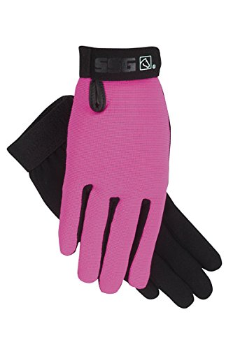 SSG CHILDS ALL WEATHER GLOVES ♦ DURABLE BREATHABLE WASHABLE ♦ ALL COLORS (Hot (All Weather Leopard Gloves)
