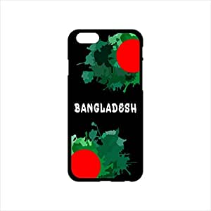 Fmstyles - iPhone 6 Mobile Case - I Love Bangladesh Flag Cover
