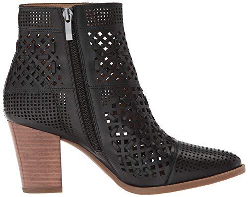 Franco Sarto Women's Damsel Fashion Boot Black 6.5 Medium US