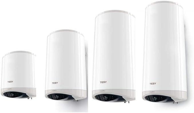 Smart Control WiFi eléctrico agua caliente Caldera 50 80 100 120 litros Selección gcv50l: Amazon.es: Bricolaje y herramientas