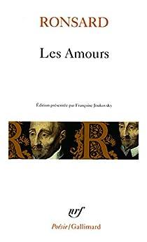 Les Amours par Ronsard