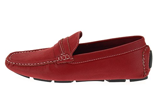 Loafer Shoe Men's On Salvatore Slip Woodley Red Exte 1wZEqnfaYx