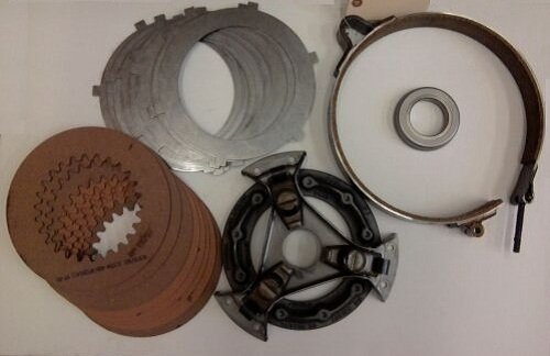 New Steering Clutch Kit For John Deere Dozer Late Model 440 After SN 455632