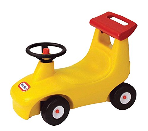 Little Tikes Push & Ride Walker for Kids Four tires balance With Wheel Staring and Horn