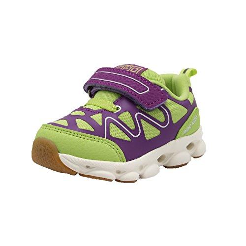 Green Girls Sneakers - 6