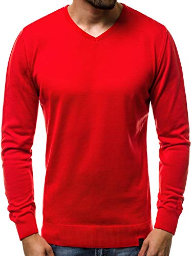 Manches 777 Du Tricot 606sw Hommes Moderne Ozonee Red Près Pour ozonee  Corps Longues Tricoter Chaud ... 306f5a79fc2d