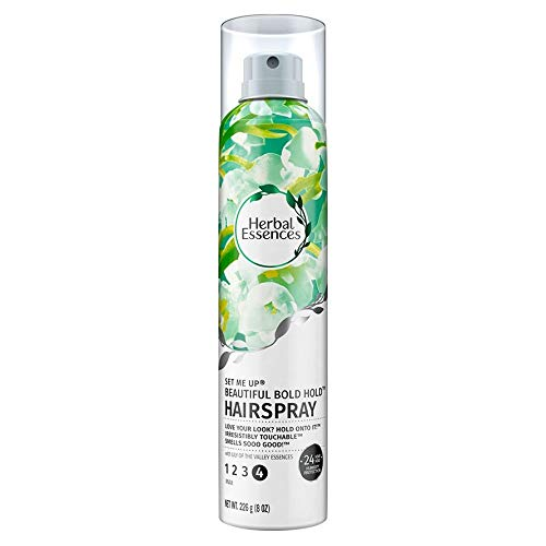 Herbal Essences Set Me Up Beautiful Bold Hold Hairspray 8 oz (Pack of 3) (The Bold And The Beautiful 8 3 17)