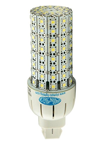 4 Light Cluster (15W Slim Cluster LED Bulb 5500K G24 -4-Pin Plug in Replacement for 150W Incandescent, 32W CFL, 60W HID .)