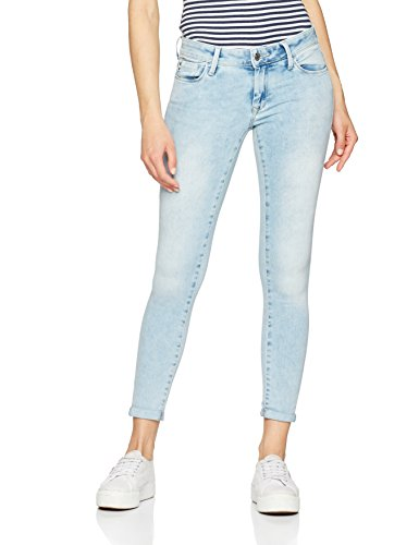 Donna aque 23373 Blu Jeans Skinny Barcelona Glam Mavi Lexy AvqPwxvt