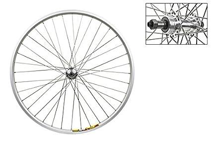 Wheel Rear 700 x 35 Silver WEI-ZAC19 36H