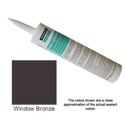 window-bronze-dow-corning-contractors-weatherproofing-sealant-cws-12-tubes-case