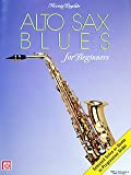 img - for Alto Sax Blues For Beginners book / textbook / text book