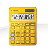 Canon 9490B006 LS-123K-MYL Emea DBL Calcolatrice da Tavolo a 12 Cifre