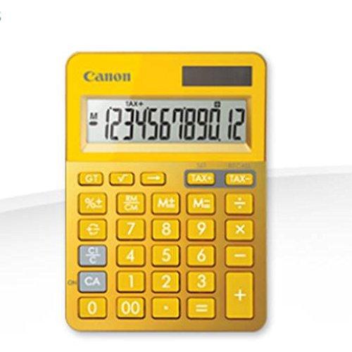 Canon Ls-123K-Myl Emea Dbl Metallic Yellow / Calculat by Canon