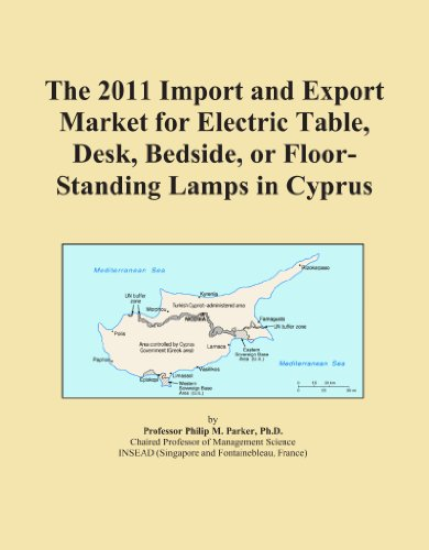 The 2011 Import and Export Market for Electric Table, Desk, Bedside, or Floor-Standing Lamps in Cyprus ()