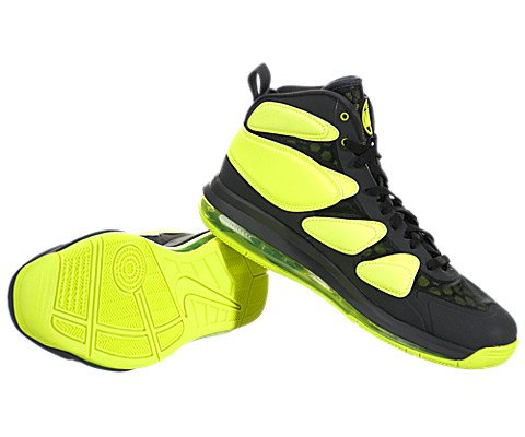 Nike Air Max Sq Uptempo Zm Mens Basketball Shoes