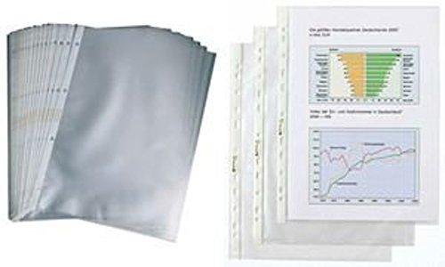 Hetzel 22464490 Pack de 100 Pochettes A4 Transparent