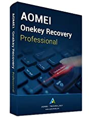 Aomei OneKey Recovery Professional + Free Lifetime Upgrades - Digital Delivery
