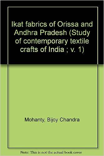 Amazon.com: Ikat Fabrics of Orissa and Andhra Pradesh (Study ...