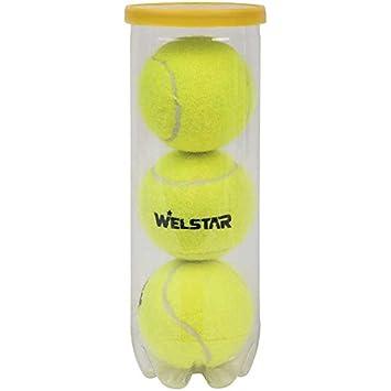 Amazon.com: WDK Partner – 3 Tennis Ball Tube, w118tb: Toys ...